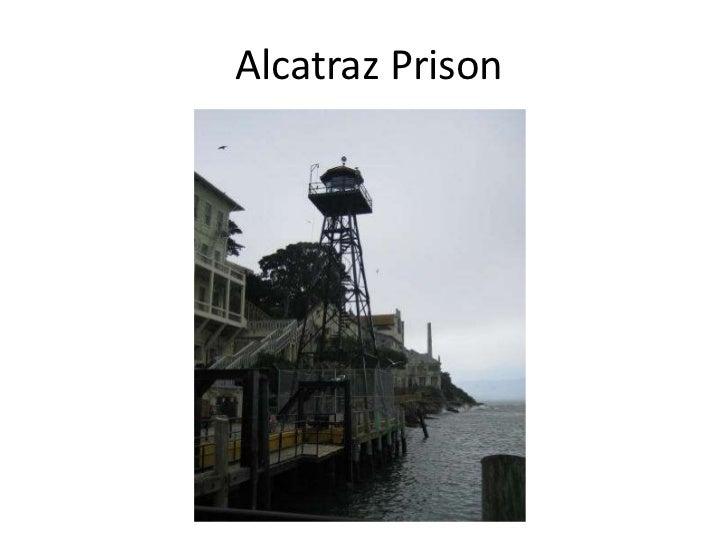 Alcatraz Prison<br />