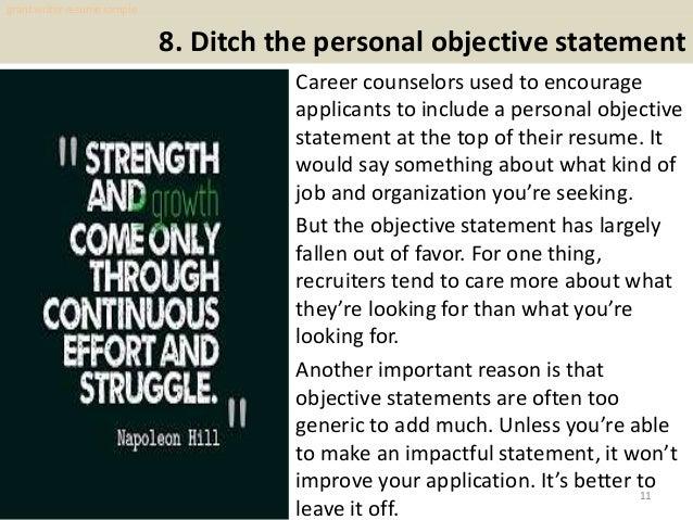 grant writer resume sample pdf ebook
