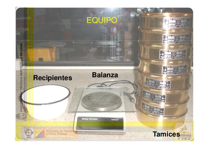 Granulometria Tamizado Slide 3
