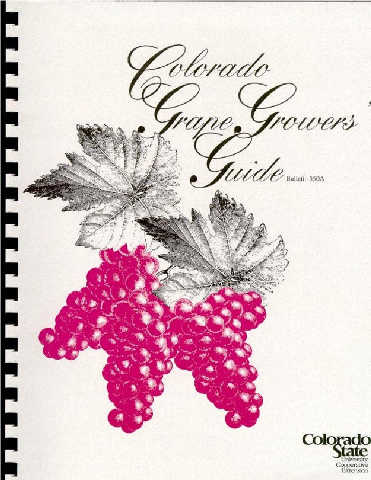 Grape Growing guide