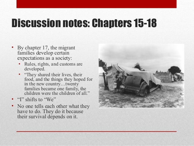 chapter 25 the grapes of wrath Chapters 18 -21 - let studymodecom get you up to speed on key information and facts on the grapes of wrath by john steinbeck  chapters 22 - 25 .