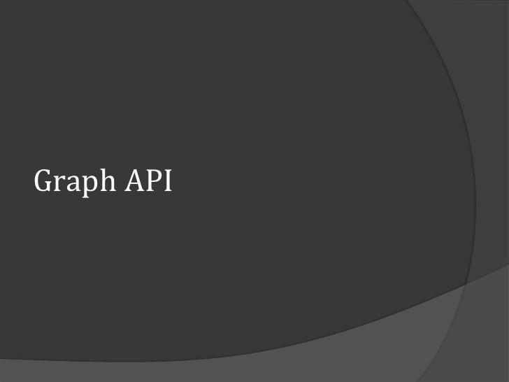 Graph API
