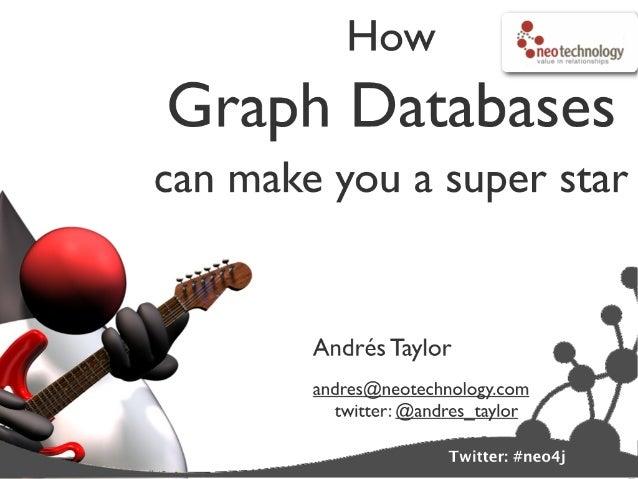 Graph database super star