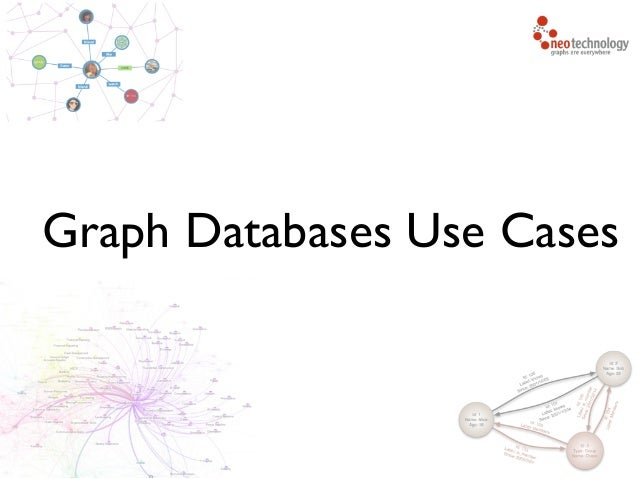 Graph Databases Use Cases
