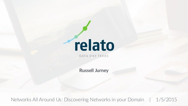Networks All Around Us: Extracting networks from your