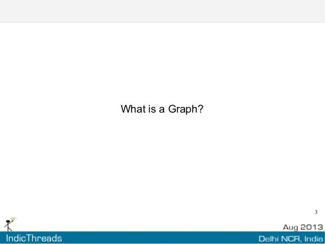 3 What is a Graph?