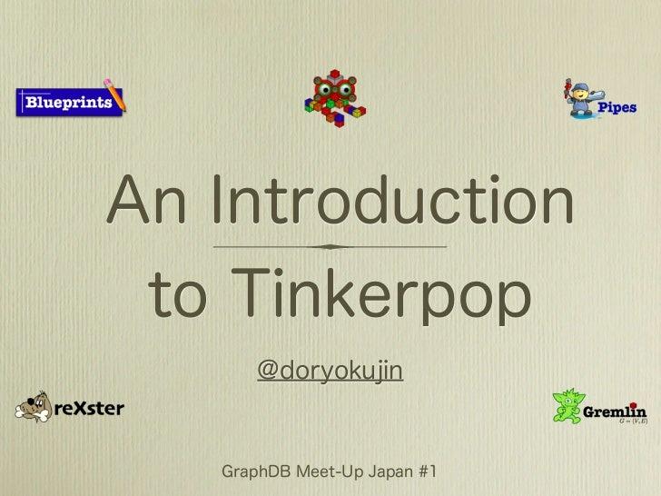 // An Exapmle of TinkerGraphGraph graph = new TinkerGraph();Vertex a = graph.addVertex(null);Vertex b = graph.addVertex(nu...