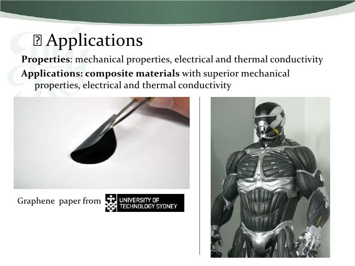 ⫸ApplicationsProperties: mechanical properties, electrical and thermal conductivityApplications: composite materials with ...