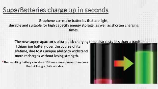 How To Make A Graphene Supercapacitor