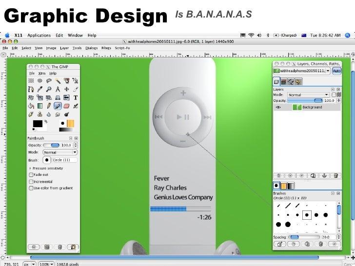 Graphic Design Is B.A.N.A.N.A.S