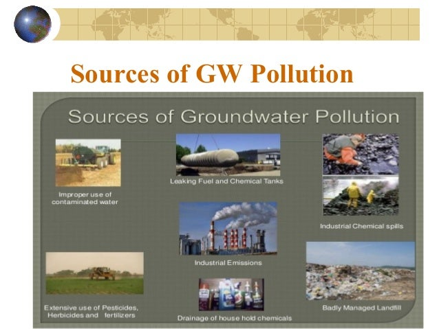 research papers on assessment of groundwater quality Water researchwelcome to the online submission and editorial system for water research original research papers on water quality monitoring and assessment.