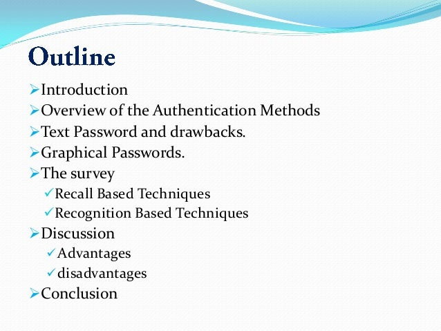 Disadvantages Of Token Based Authentication