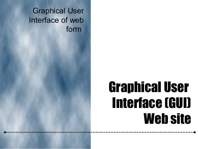 Using the AutoSys Graphical User Interface (GUI
