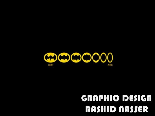 GRAPHIC DESIGN RASHID NASSER