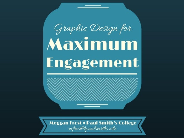 Maximum Engagement Meggan Frost Paul Smith's College