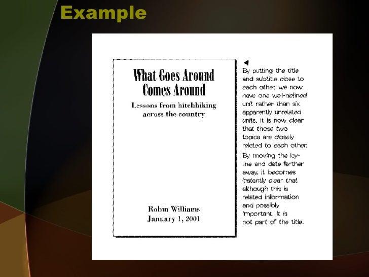 Principles Of Design List : Graphic design basics principles of page des