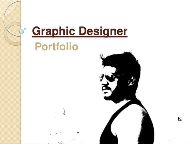 Graphic Designer Portfolio