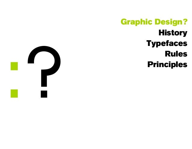 Visual Design Principles : Graphic design principles of