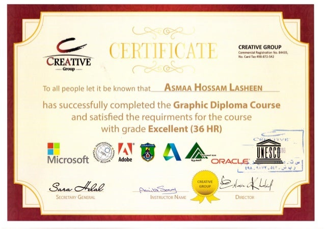 graphic design diploma courses