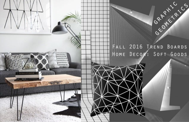 fall 2016 home decor trend boards - Home Decor 2016