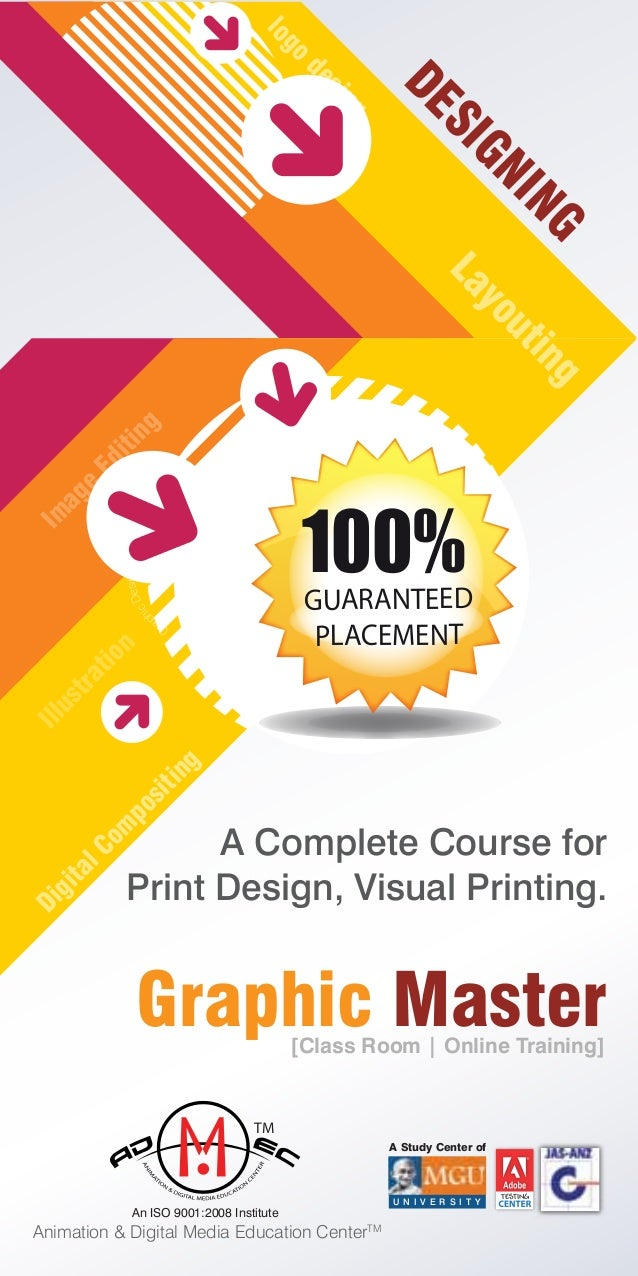 Graphic Master Course Graphic Design Institutes In Delhi
