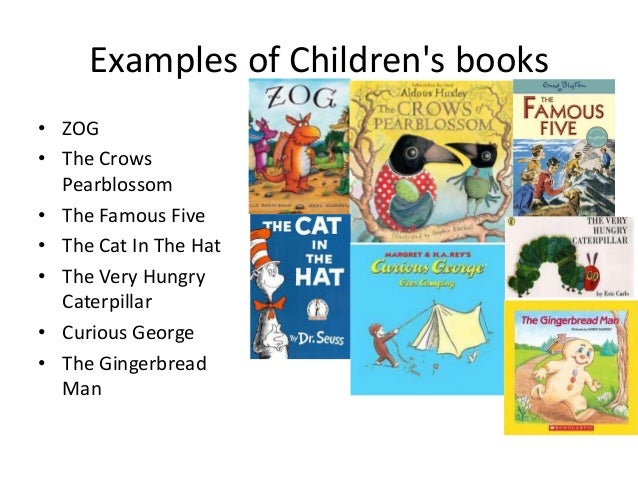 graphic novel & children's books research