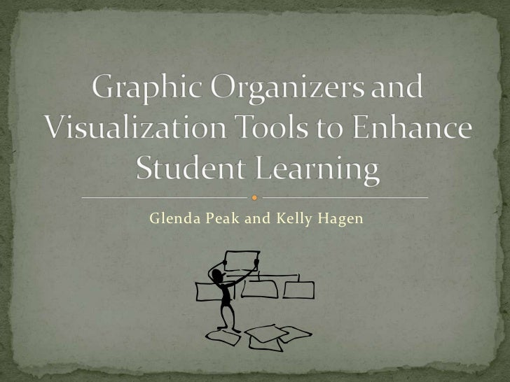 Glenda Peak and Kelly Hagen<br />Graphic Organizers and Visualization Tools to Enhance Student Learning<br />