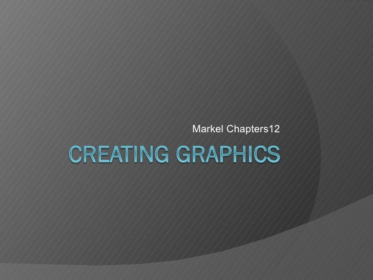 Markel Chapters12