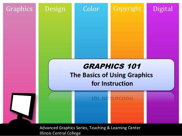 Graphics     Design              Color           Copyright        Digital           Advanced Graphics Series, Teaching & L...