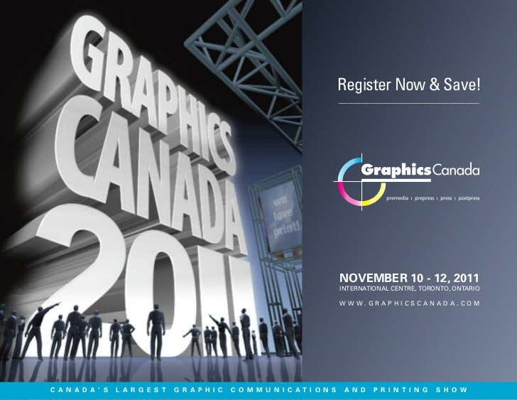 Register Now & Save!                                                                                NOVEMBER 10 - 12, 2011...