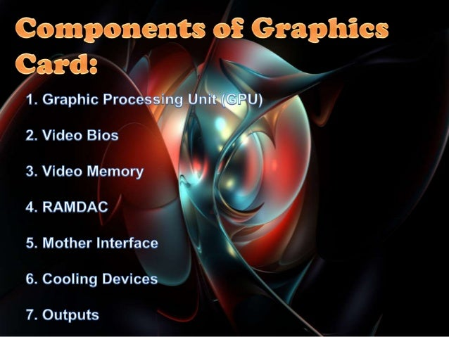 graphics card ppt