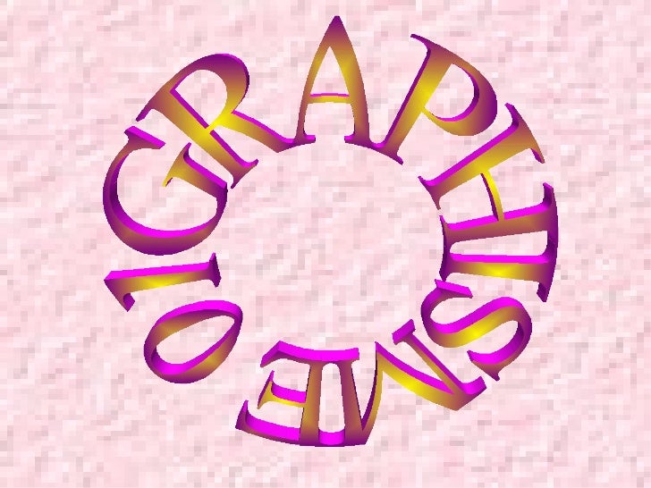 GRAPHISME 01