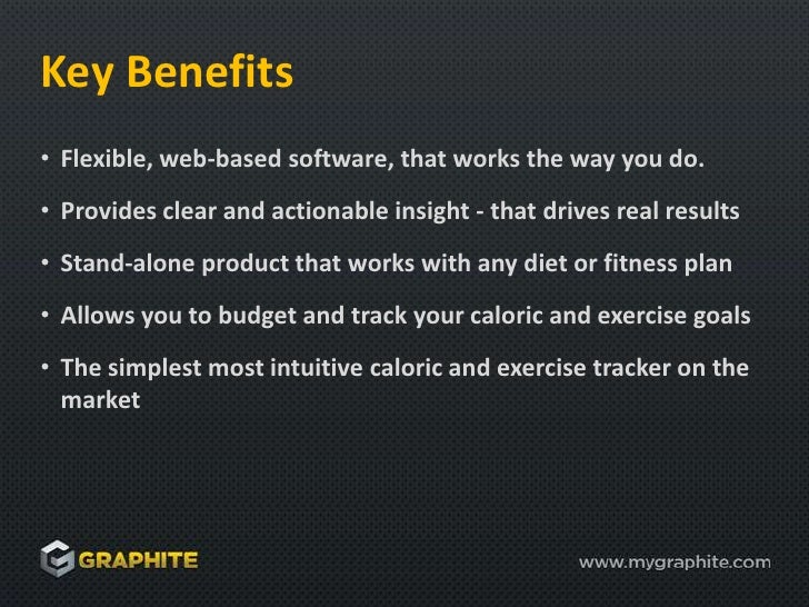 graphite simple facts about weight loss