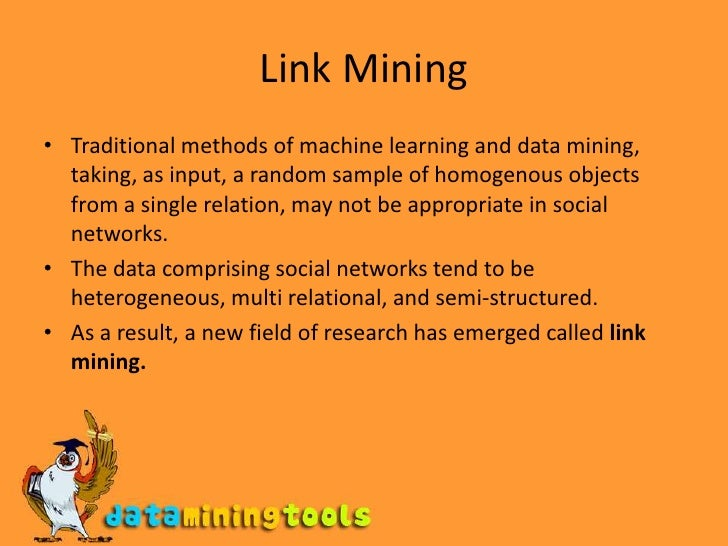 a data mining approach to analysis Data mining complete concept  claude shannon's info theory more volume,  less information bridging the gap supply  of scientists, engineers, and analysts  available to analyze the data has not grown correspondingly.