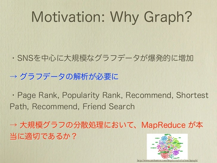 Large-Scale Graph Processing〜Introduction〜(完全版) Slide 3