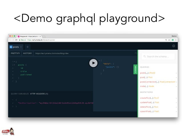 Graphql usage