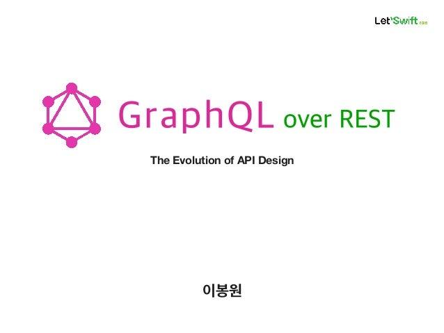 The Evolution of API Design
