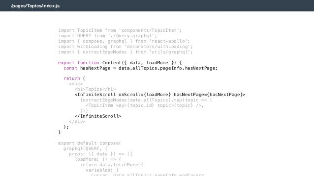 Radoslav Stankov - Handling GraphQL with React and Apollo