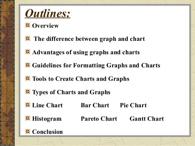 difference between chart and graph - verare.khafre.us