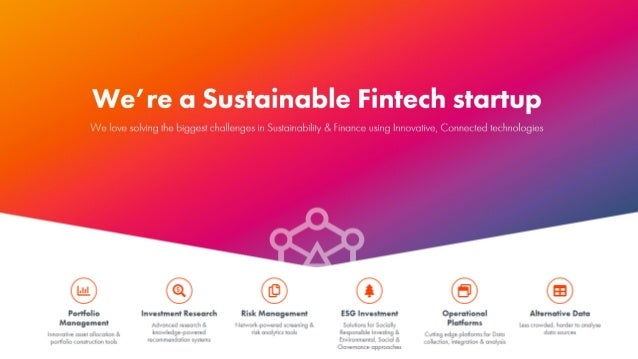 Graphs in sustainable finance Slide 2