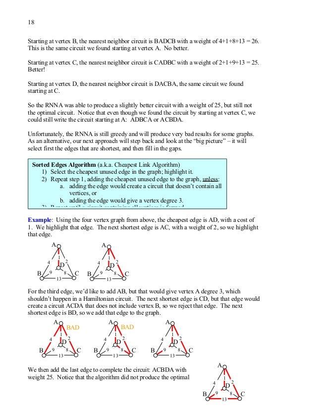 fleury s algorithm pdf