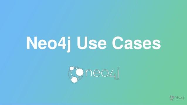 Neo4j Use Cases