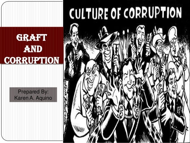 Grapt and corruption
