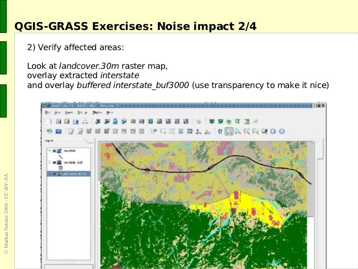 how to use grass gis