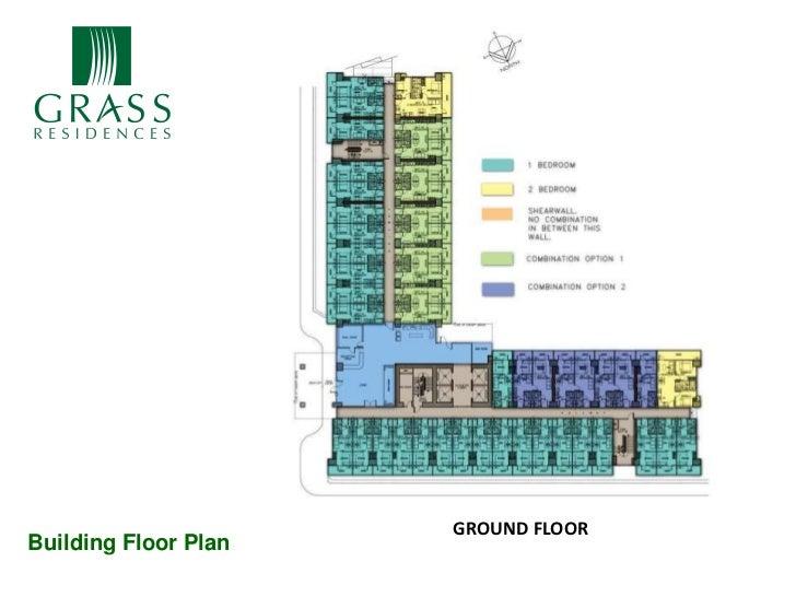 Grass Tower 3 Floor Plans