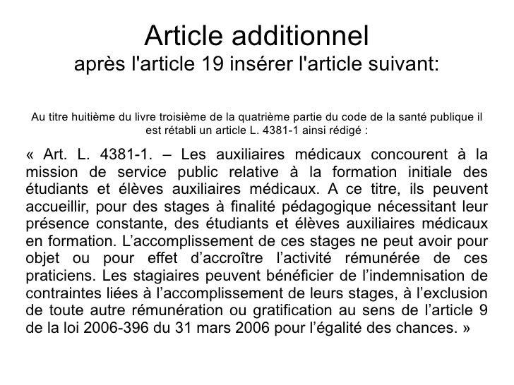 Article additionnel         après l'article 19 insérer l'article suivant:  Au titre huitième du livre troisième de la quat...
