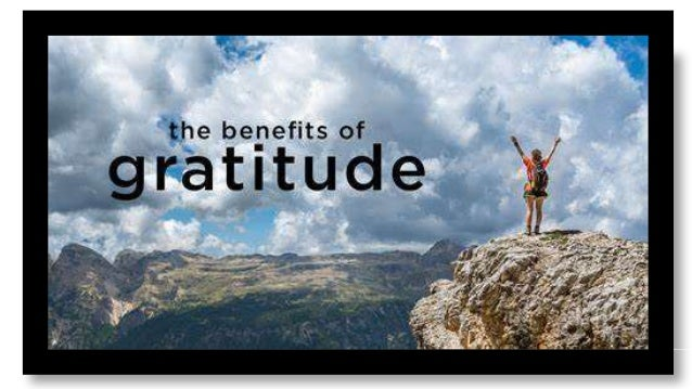 """gratitude /ˈɡratɪtjuːd/ noun the quality of being thankful; readiness to show appreciation for and to return kindness. """"sh..."""