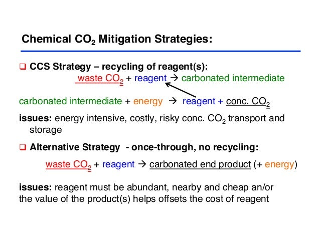 mitigation strategies and solution university of Mitigating climate change - solutions and strategies in carbon capture and   according to sources such as the world resources institute and.