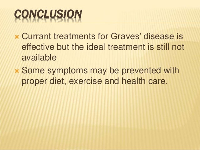 Long Term Effects Of Smoking >> Graves' disease