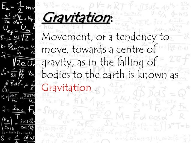 Gravity powerpoint modern presentation template by ercn1903.